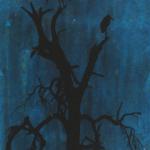 Balancing Marabou in Blue Photine