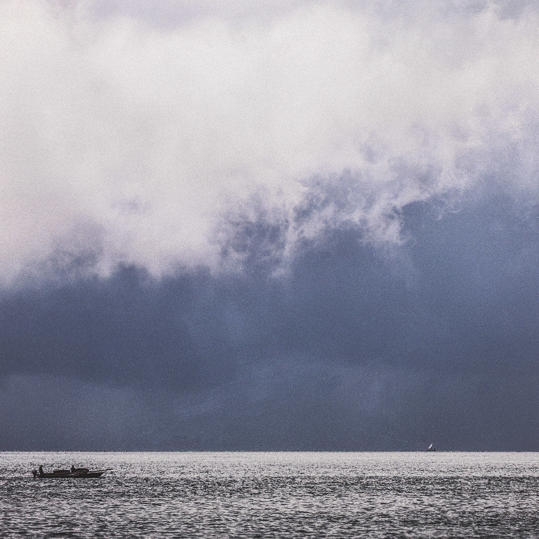 Storm over Cargo Vessel 1